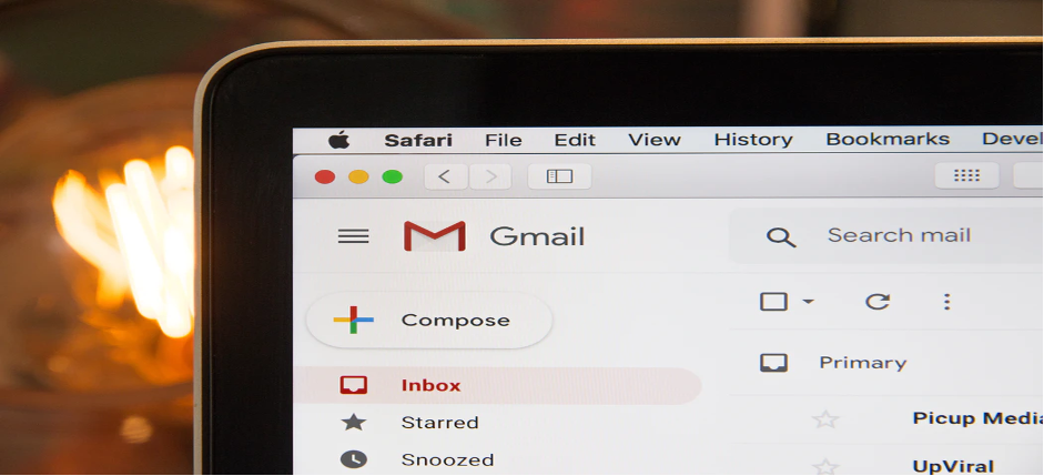 Gmail Phishing emails